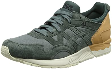 brand new 9763a 9a421 ASICS Men's Gel-Lyte V Low-top Sneakers Green (Dark Forest ...