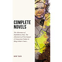 Image for Mark Twain. The Complete Novels