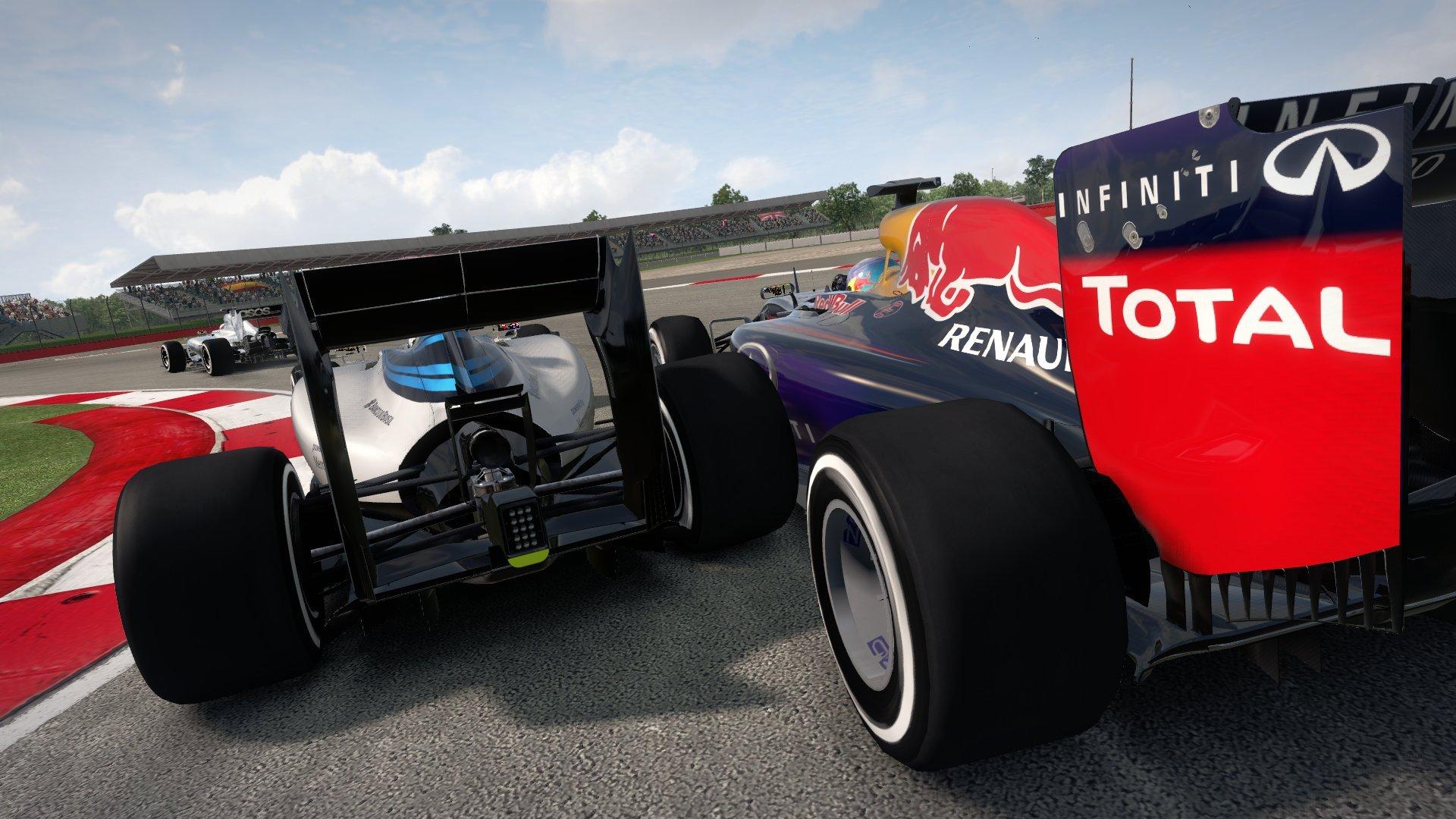 F1 2014 (Formula 1) - PlayStation 3 by Bandai (Image #6)