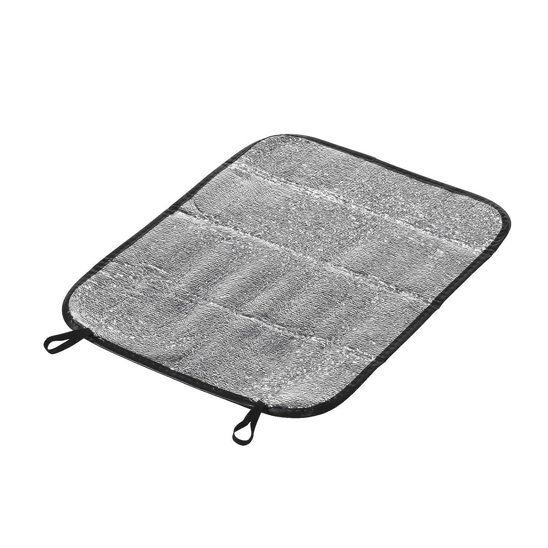 Taglia Unica Argento Grand Canyon 305004 Cuscino da Seduta Termico in Alluminio Unisex Adulto