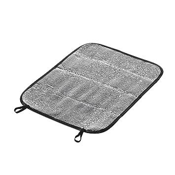 GRAND CANYON cojín para sentarse de aluminio – colchoneta aislante de aluminio, colchoneta térmica, 44 x 34 cm, 305004