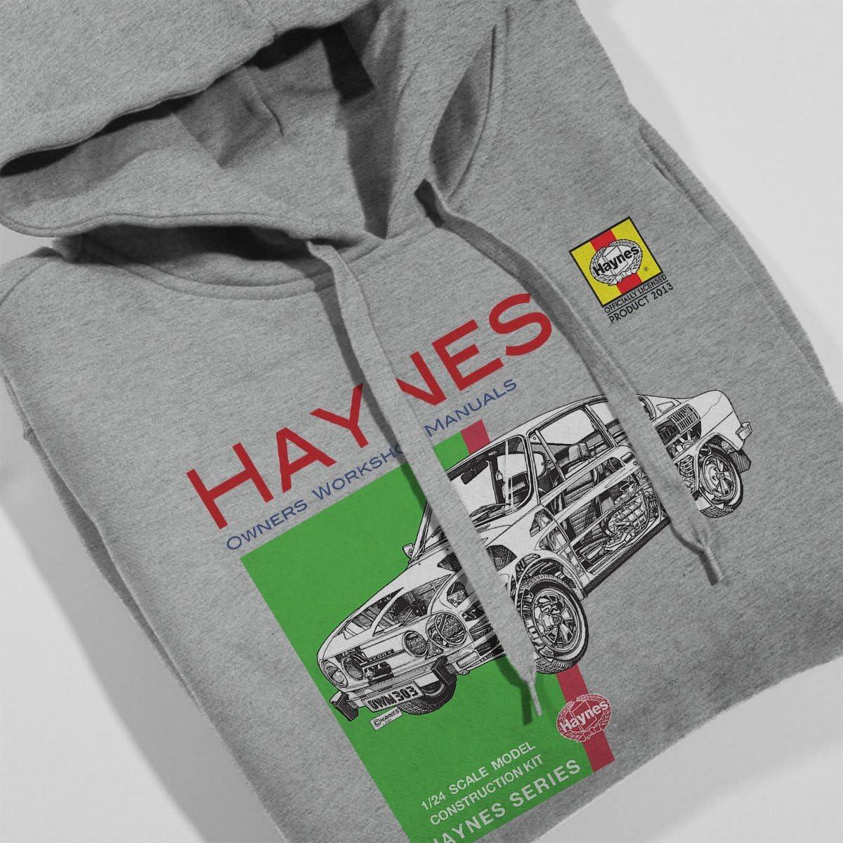 POD66 Haynes Owners Workshop Manual 0303 Skoda 110R Kids Sweatshirt