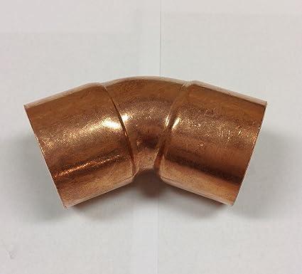 W3055 Mueller Copper Elbow 1-5/8