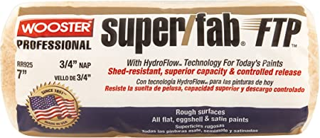 3//4-Inch Nap Wooster Brush RR925-18 Inch Super Fab FTP Roller Cover