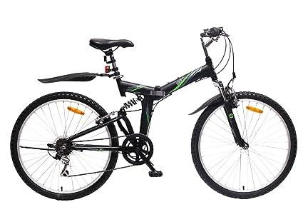 Bicicleta plegable Bicicleta plegable para 26 pulgadas aluminio bicicleta Gefedert 6 velocidades Shimano aluminio Stem