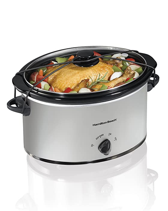 The Best Hamilton Beach Slow Cooker 33176