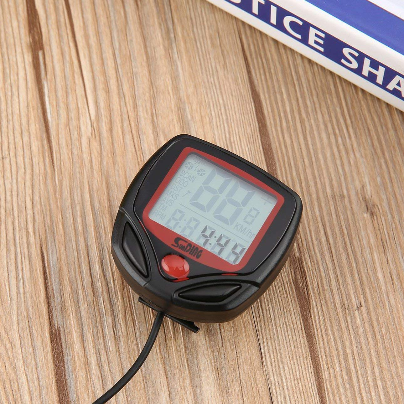 Ballylelly Para SD-546B Computadora de Bicicleta Multifuncional ...