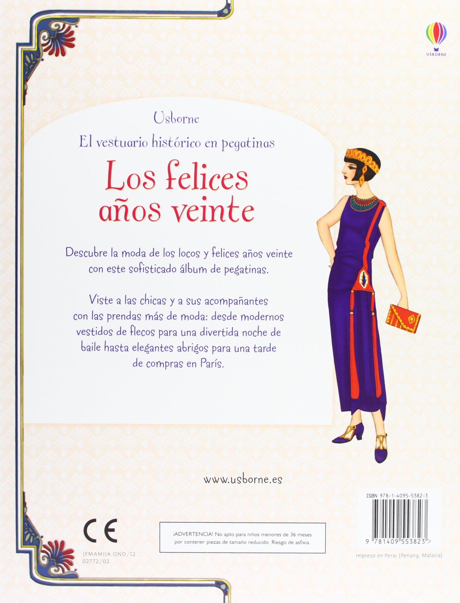 Los felices años veinte: Emily ; Bursi, Simona, (il.) Bone: 9781409553823: Amazon.com: Books