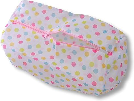 Bolsa para lavadora, perfecta para tus productos ecológicos y lavables: salvaslips, compresas, almohadillas de maquillaje y de lactancia; Se acabó el buscar tus pequeñas almohadillas en la lavadora: Amazon.es: Salud y cuidado