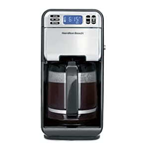 Hamilton Beach 46205 Programmable Coffee Maker Standard