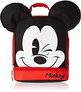 fd1ee9bb20e Amazon.com  Disney Mickey Mouse Smiley Face and Ears Kids 12 ...