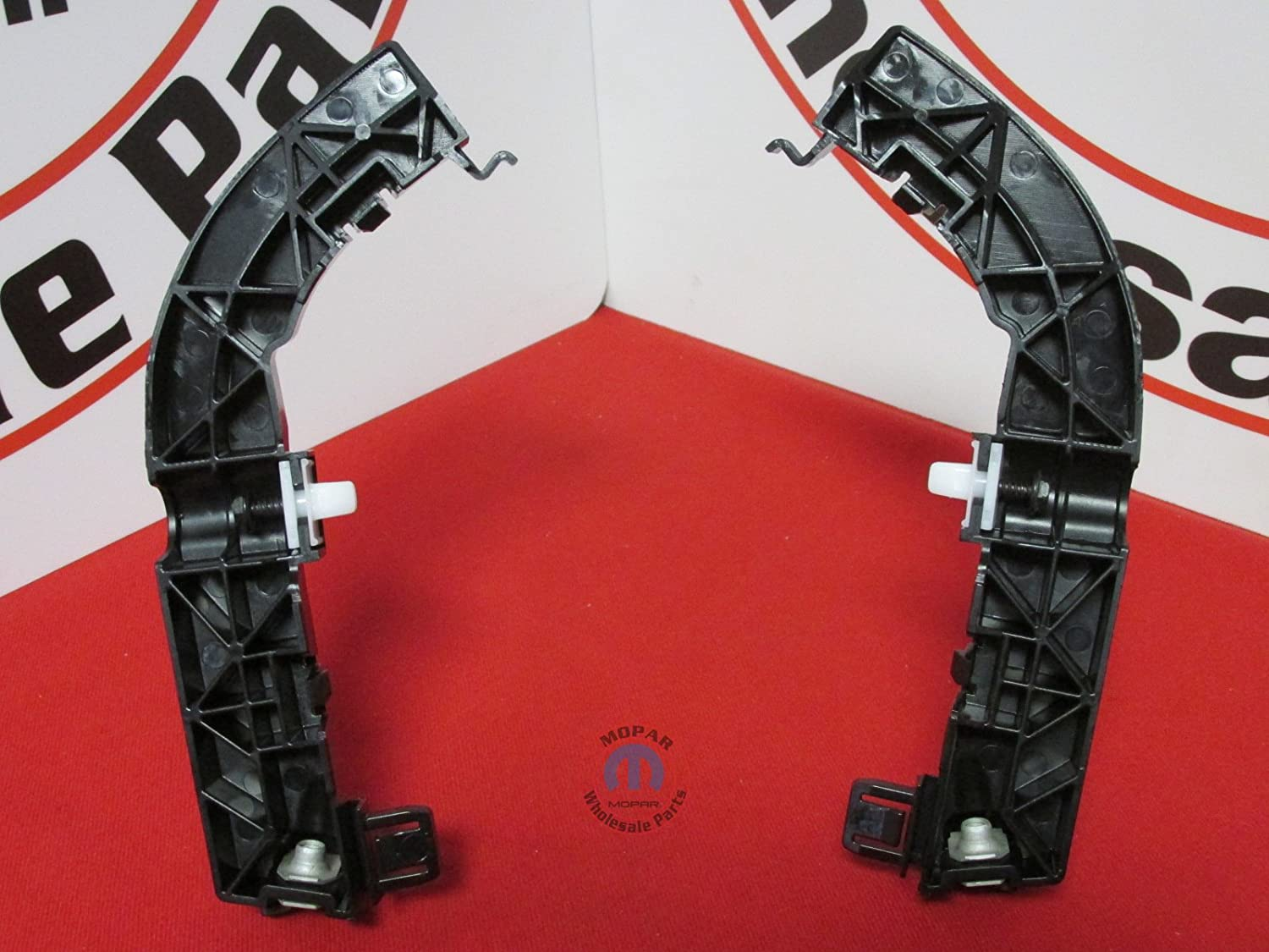 Amazon.com: DODGE CHALLENGER Left And Right Front Bumper Support Brackets NEW OEM MOPAR: Automotive