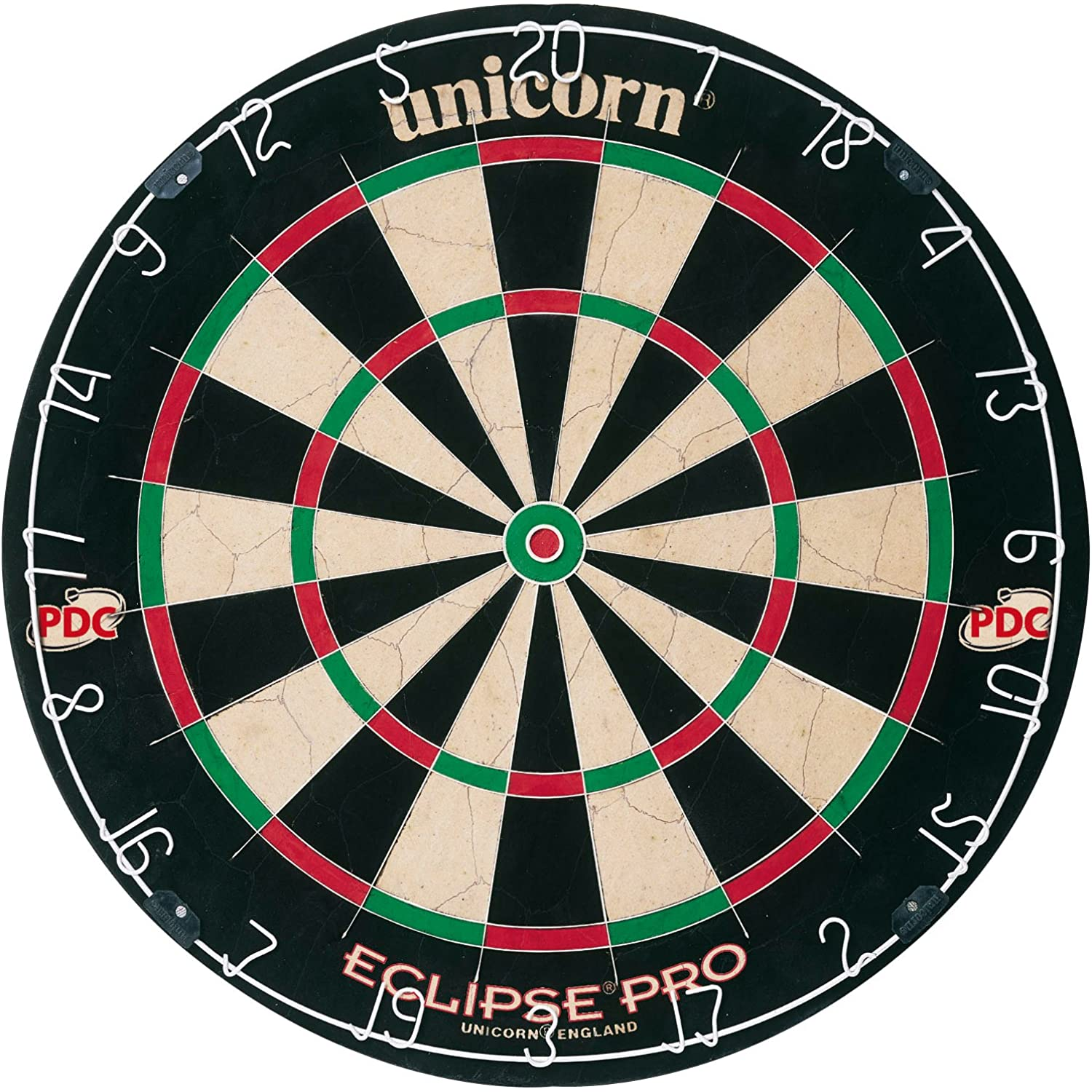 Unicorn Bristle Dartboard Eclipse