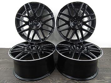 4 Llantas de aleación Z Design Wheels Z002 20 pulgadas apto para Mercedes E 213 238 GL GLE GLS M 16166 E Vito 447 9J: Amazon.es: Coche y moto