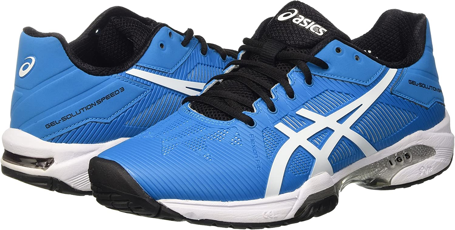 chaussures homme asics gel solution speed 3 l.e. camo