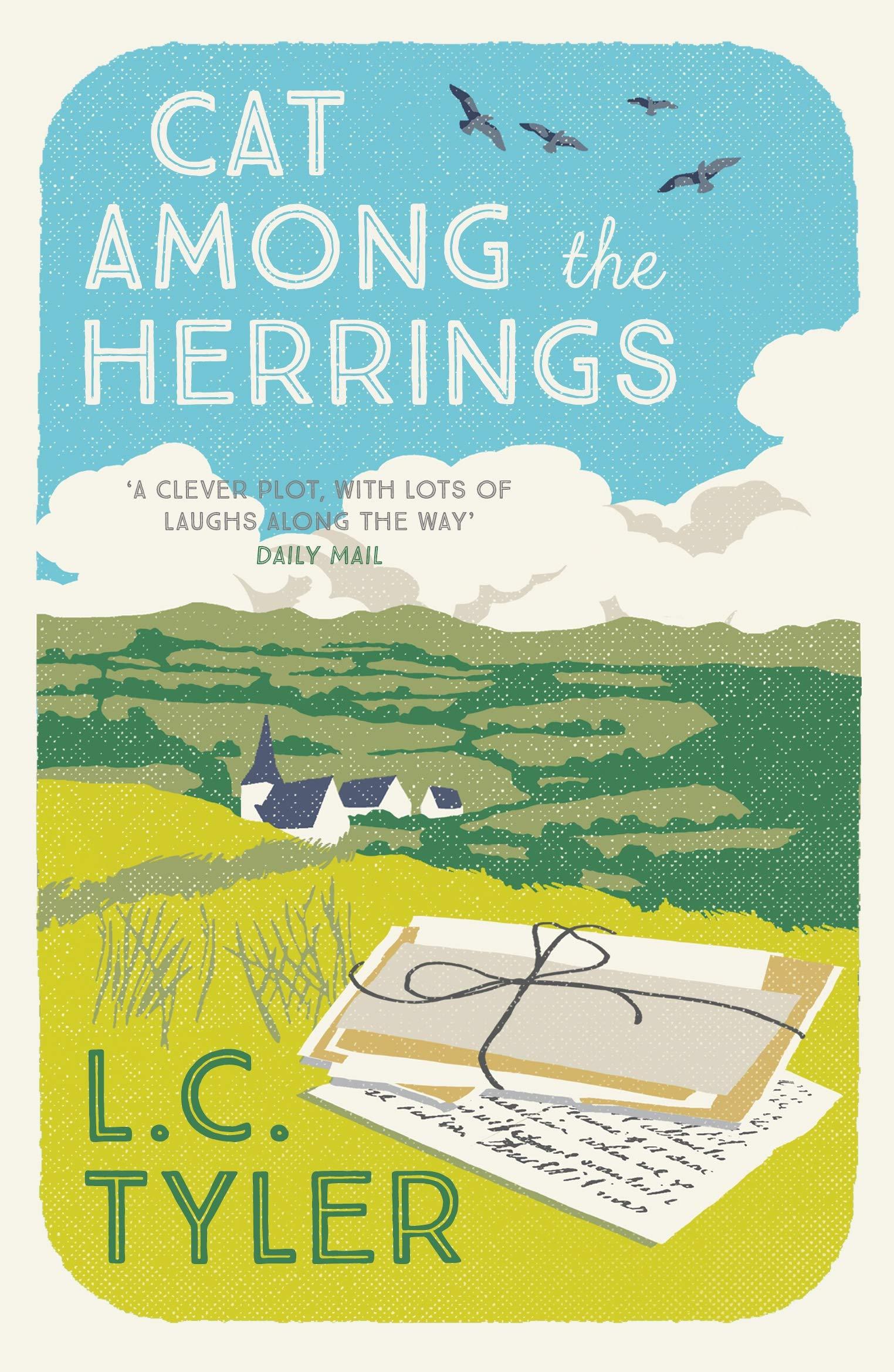 Cat Among the Herrings (The Herring Mysteries): Tyler, L. C. ...