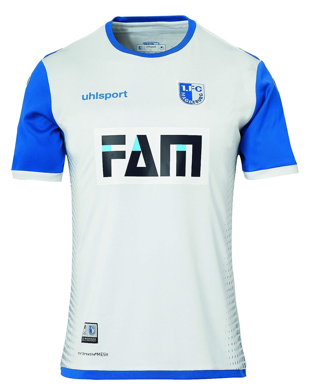 1. FC Magdeburg Uhlsport Trikot Away 18 19