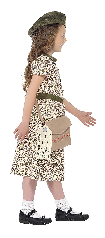 Smiffys Evacuee Girl Costume