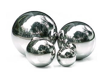 Stainless Steel Garden Spheres