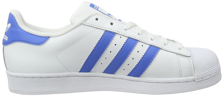 superstar adidas blu