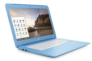 "HP Chromebook 14-ak001nf Azul, Blanco 35,6 cm (14"")"