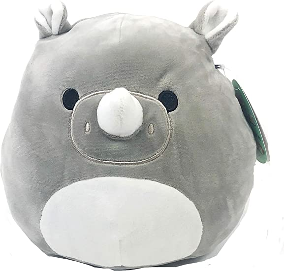 "Super Soft Plush Toy Pillow Pet Anim Squishmallow Kellytoy 5/""Stanley The Panda"