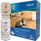 PetSafe SSSCAT Spray Dog and Cat Deterrent, Motion Activated Pet Repellent Keeps Areas Pet Proof, Battery-Operated and Enviro