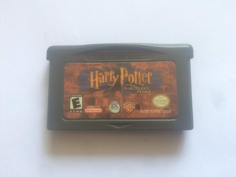 HARRY POTTER Y LA PIEDRA FILOSOFAL / Nintendo GAMEBOY ADVANCE ...
