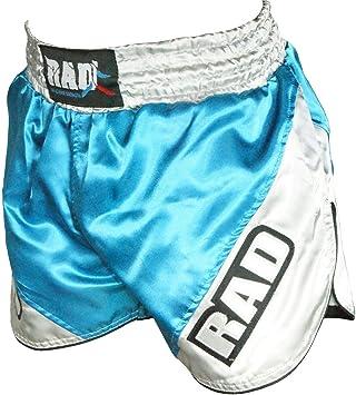 RAD The Ultimate Strength - Pantalones cortos de boxeo para niños y niñas: Amazon.es: Deportes y aire libre