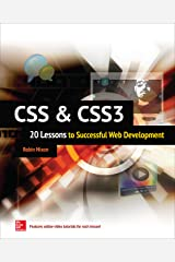 CSS & CSS3: 20 Lessons to Successful Web Development: 20 Lessons to Successful Web Development [ENHANCED EBOOK] Kindle Edition
