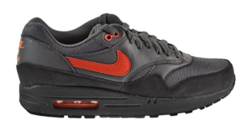 premium selection f1d6e 0470c Nike Air Max 1 FB Mens  Shoes Anthracite Team Orange-Clay Grey 579920