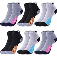 L&K 6/12 Pares Mujer Térmicos de Punto calcetines Invierno Premium Tejido Deporte y aire libre 2030