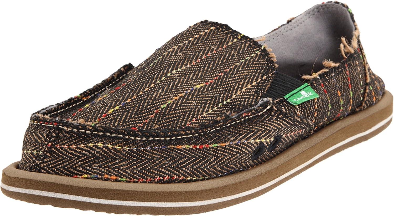Sanuk Noir Donna 29418011, Chaussures basses basses 29418011, femme Noir ad1164f - shopssong.space