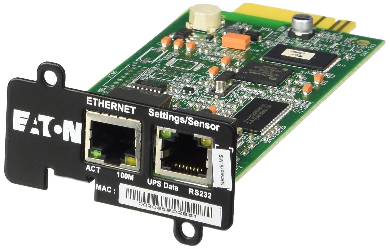 Eaton NETWORK-MS - Tarjeta de Gestión de Red Mini Slot