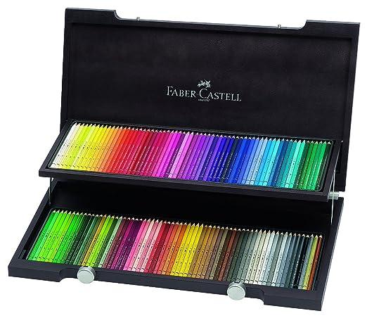 2 opinioni per 120 set di colori Faber-Castell Albrecht