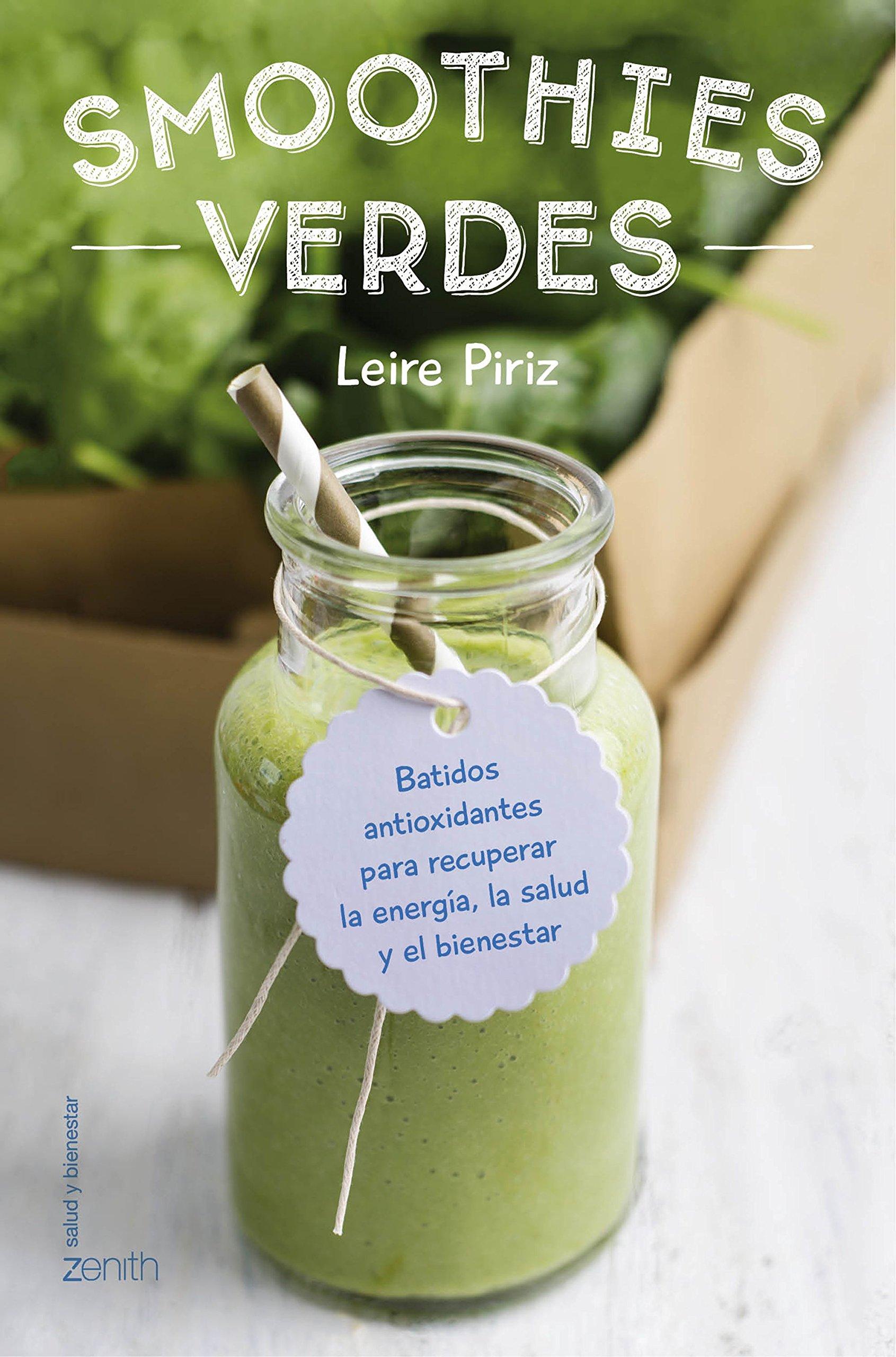 Smoothies verdes: Batidos antioxidantes para recuperar la energía ...