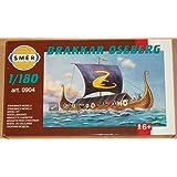 Maquette bateau: Drakkar Viking Oseberg