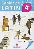 Cahier de latin 4e : Cahier élève