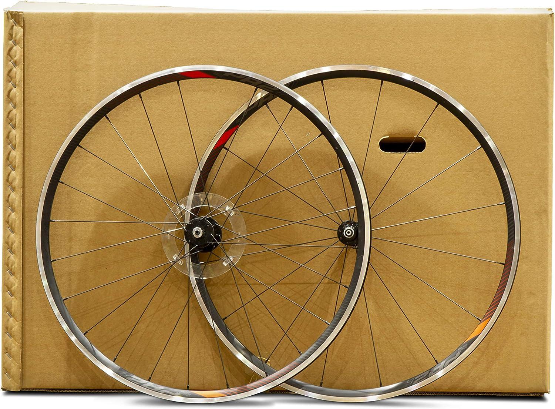 SendSecure - 10 cajas de cartón para transporte de bicicleta ...