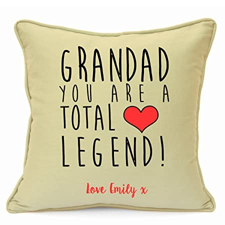 Personalised Presents Gifts For Grandad Grandfather Grandpa Gramps From Kids Grandchildren Grandaughters Gransons Birthday Fathers Day