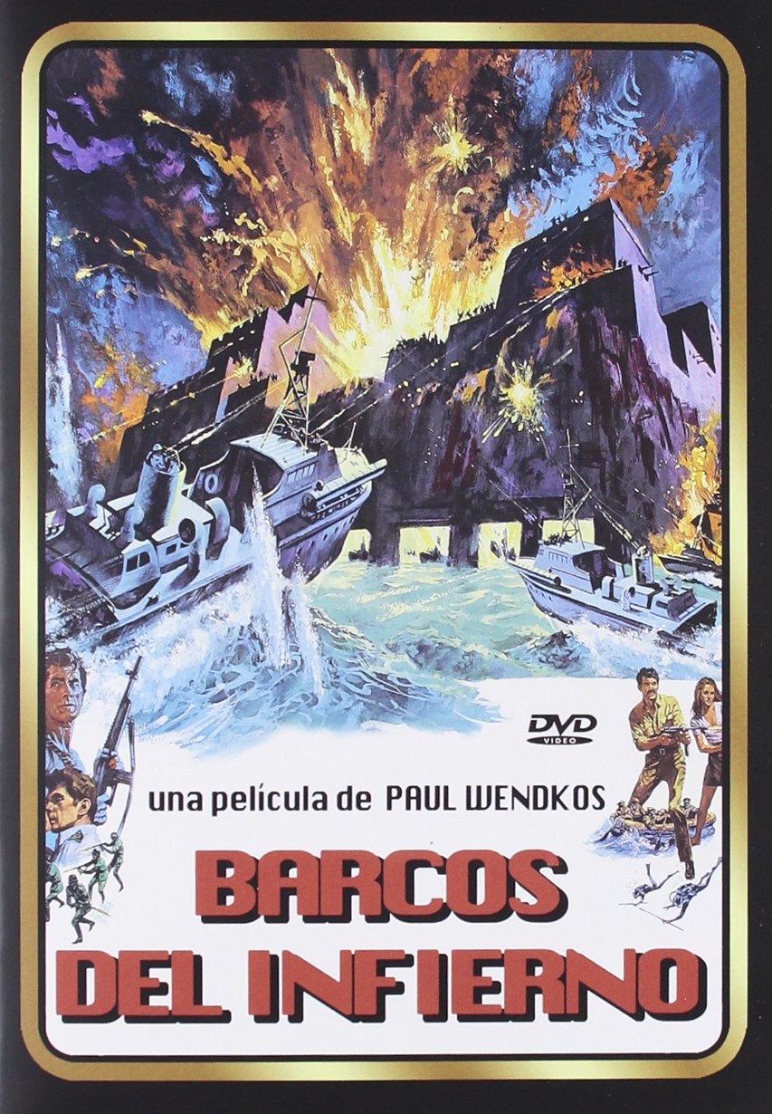 Barcos del infierno [DVD]: Amazon.es: James Franciscus ...