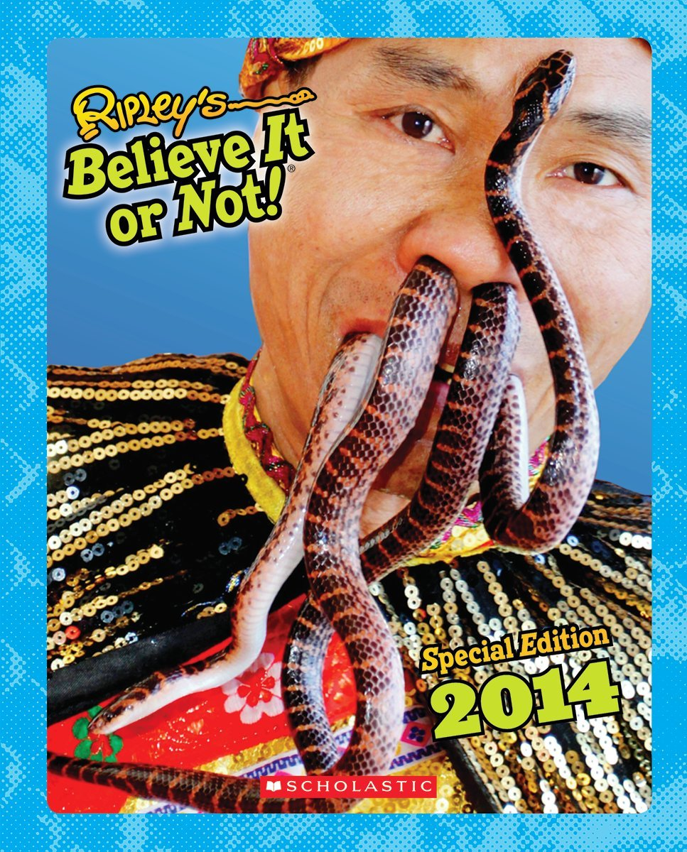 Ripleys Special Edition  Ripleys Believe It Or Not Special Edition Ripleys Entertainment Inc  Amazon Com Books