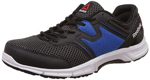 0b80f2461 Reebok Men s Carthage Run Black Running Shoes - 6 UK India (39 EU)(7 ...