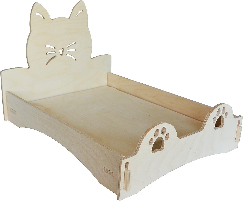 MPI WOOD Cat Bed