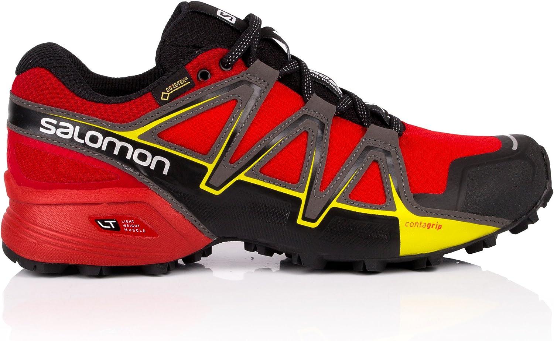 Salomon Speedcross Vario 2 GTX, Zapatillas de Trail Running para Hombre: Amazon.es: Zapatos y complementos