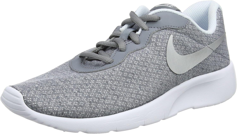 Nike Tanjun (Gs) Cool, Zapatillas De Running para Niñas, Gris ...