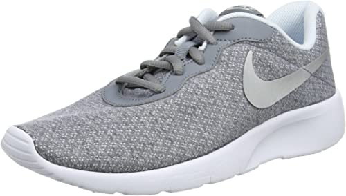Nike Tanjun (Gs) Cool, Zapatillas De Running para Niñas, Gris (Cool Grey / Metallic Silver / Blue Tint / White), 38.5 EU: Amazon.es: Zapatos y complementos