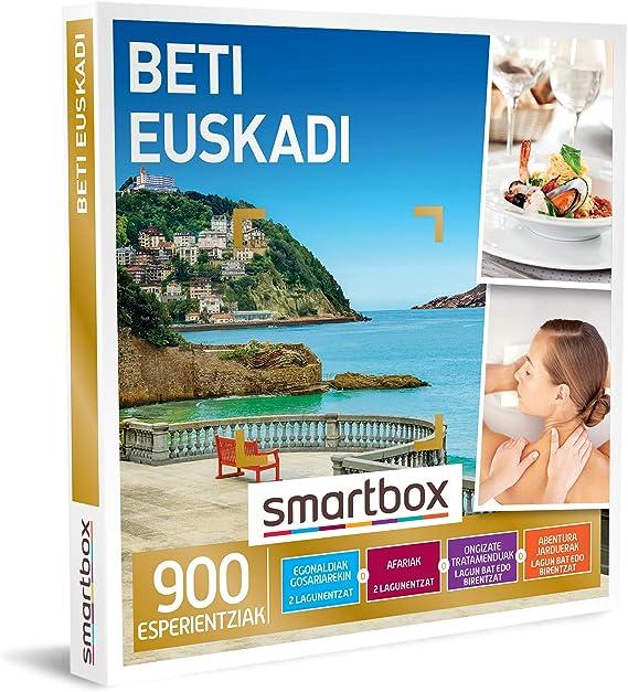 SMARTBOX - Caja Regalo - Beti Euskadi - Idea de Regalo - 1 ...