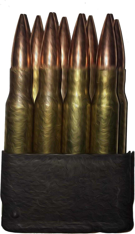 R&R Snaps M1 Garand Snap Caps 30-06 WWII US Army USMC .30 Cal GI WW2 81xNU8ill1L