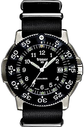 5253ae02f9a Amazon.com  Traser Men s Watch P6506.430.32.01  Traser  Watches
